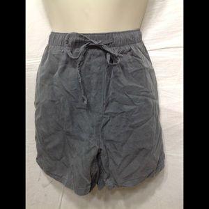 Women's size Large GAP drawstring waist shorts